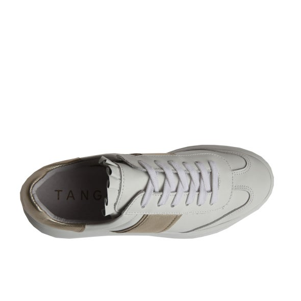 Top Image for Ingeborg leather lace-up sneaker