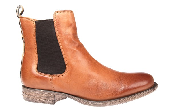 Hero Image for Jessy Pull on Leather Boot