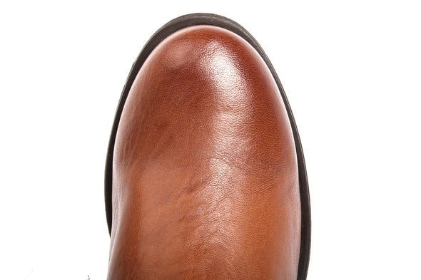 Top Image for Jessy Pull on Leather Boot