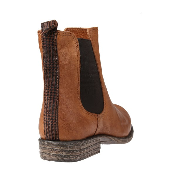 Back Image for Jessy Pull on Leather Boot