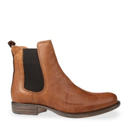 Jessy Pull On Leather Boot
