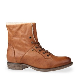 Jessy Sherling Leather Boot