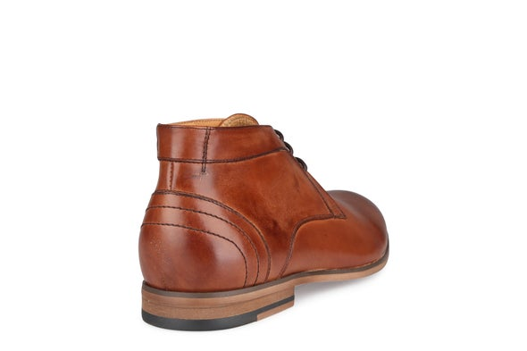 Back Image for Jimi Leather Lace-up Boot