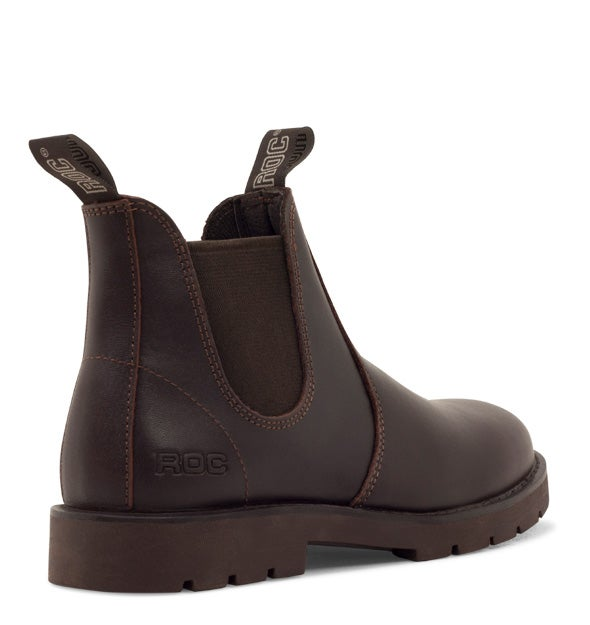 Back Image for Jumbuk Leather Pull on Boot
