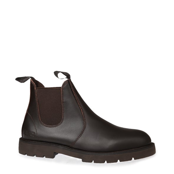 Hero Image for Jumbuk Leather Pull on Boot