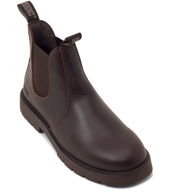 Top Image for Jumbuk Leather Pull on Boot
