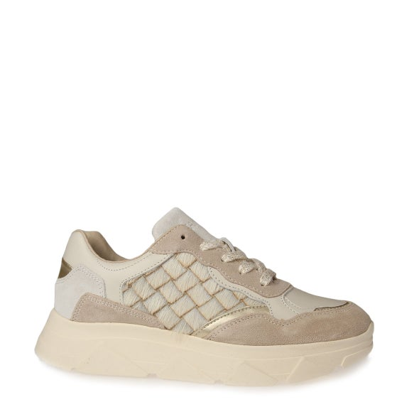 Hero Image for Kady Leather Lace-up Sneaker