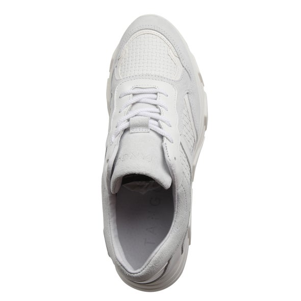 Top Image for Kady Leather Lace-up Sneaker