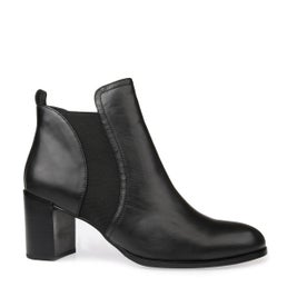Karina Leather Ankle Boot