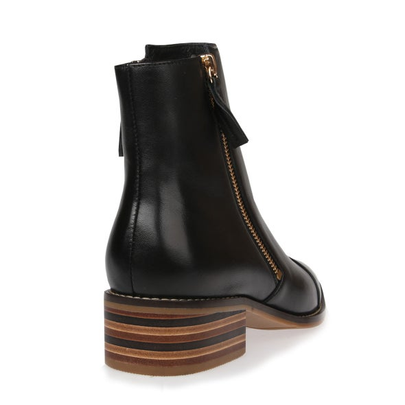 Back Image for Kelli Leather Ankle Boot