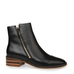 Kelli Leather Ankle Boot
