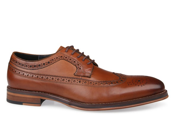 Hero Image for Kenneth Leather Brogue Shoe