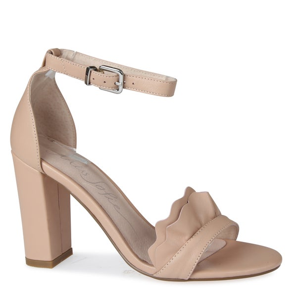 Hero Image for Devune Strappy Leather Heel