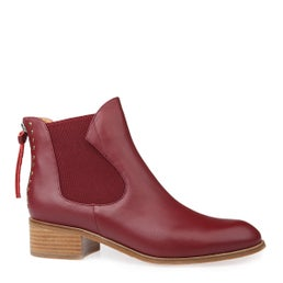 Kye Leather Ankle Boot
