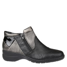 L4391-00 Leather Ankle Boot
