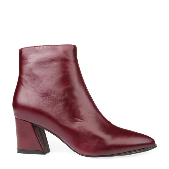 Hero Image for Lambton Leather Ankle Boot