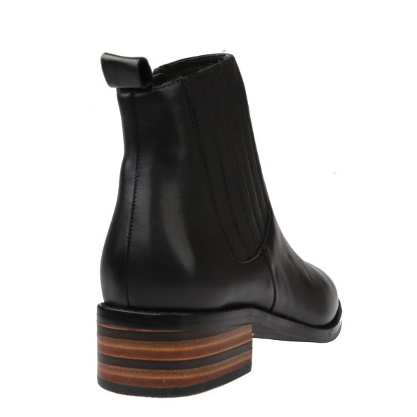 Back Image for Lara Leather Ankle Boot