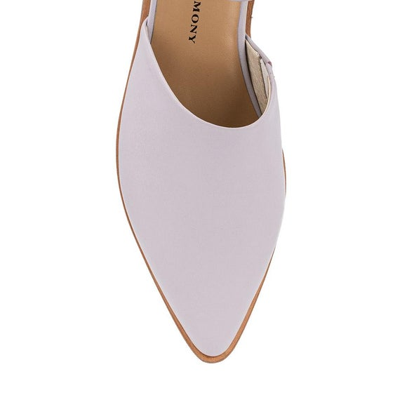 Top Image for Lauryn Leather Flat