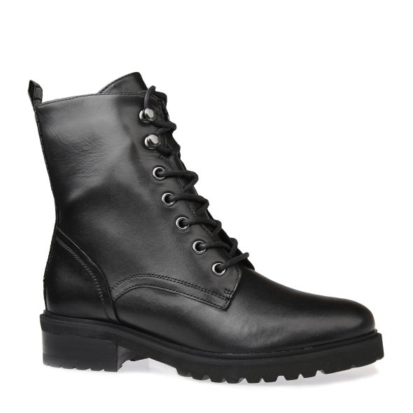 Hero Image for Lavio Leather Lace up Boot