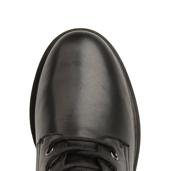 Top Image for Lavio Leather Lace up Boot