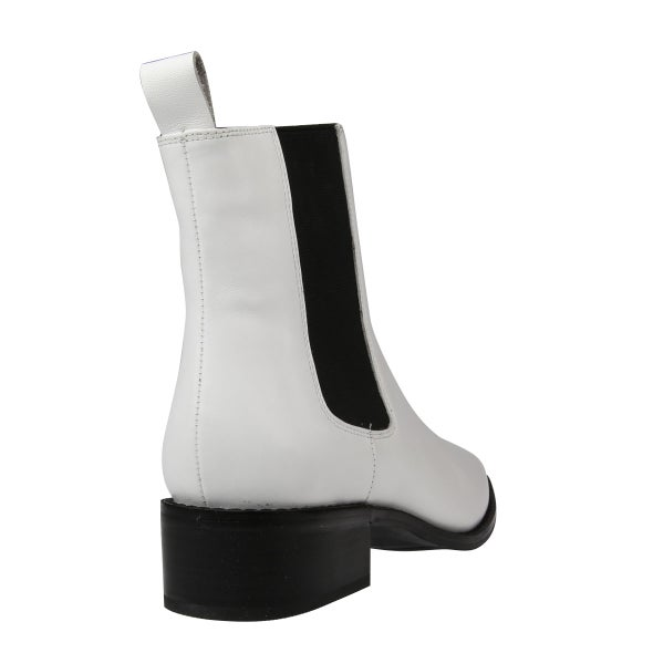 Back Image for Lenni Leather Ankle Boot