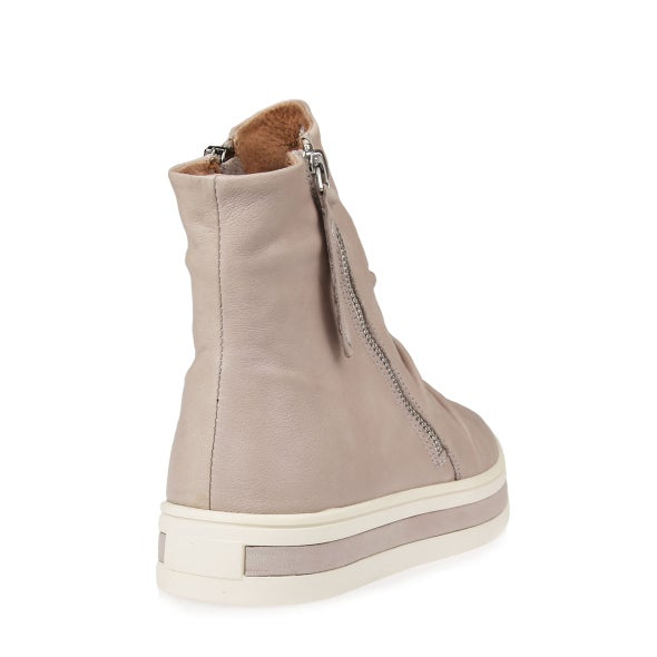 Back Image for Liberty Leather High-Top Sneaker