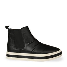 Lorette Leather Pull On Boot