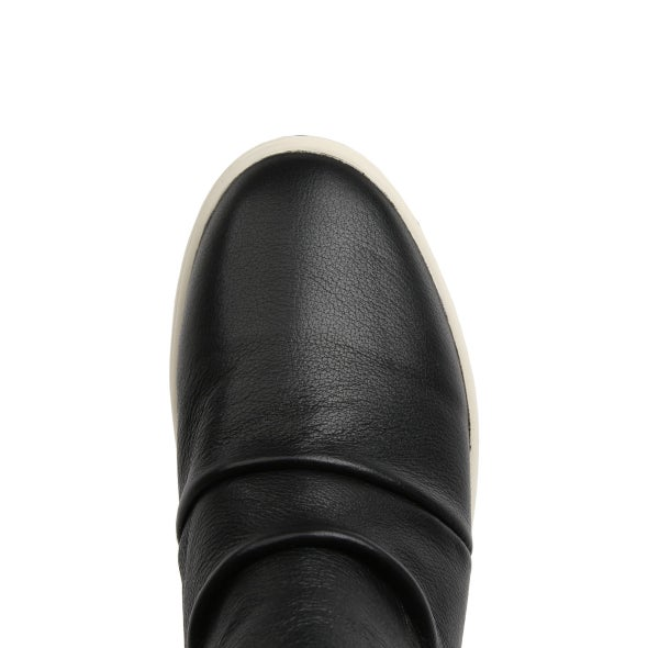 Top Image for Lorette Leather Pull on Boot