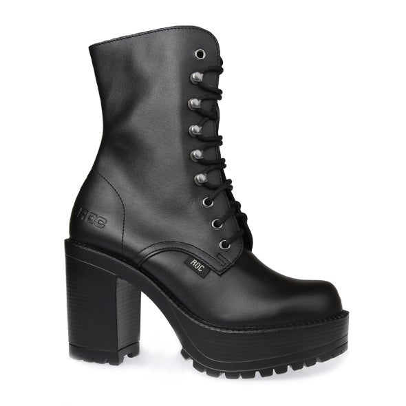 Hero Image for Lush Leather lace up Boot