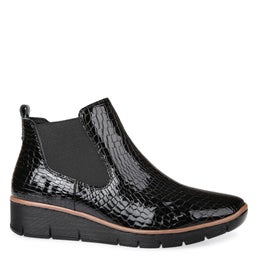 Mana Leather Ankle Boot