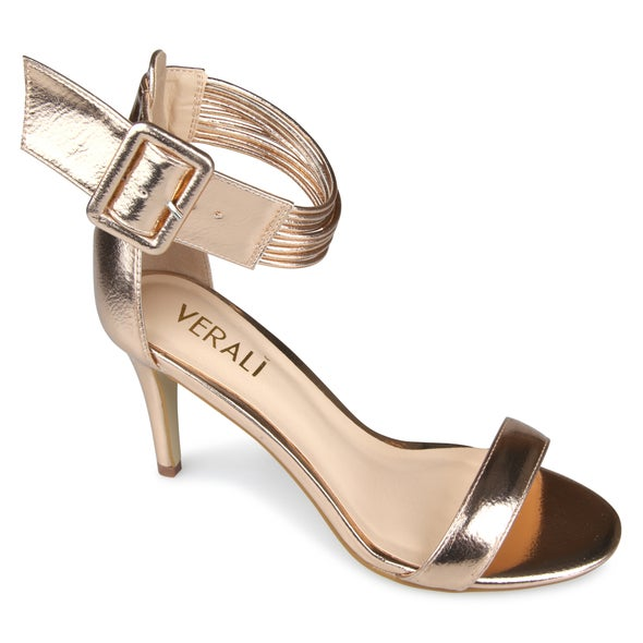 Angle Image for Manee Strappy Heel