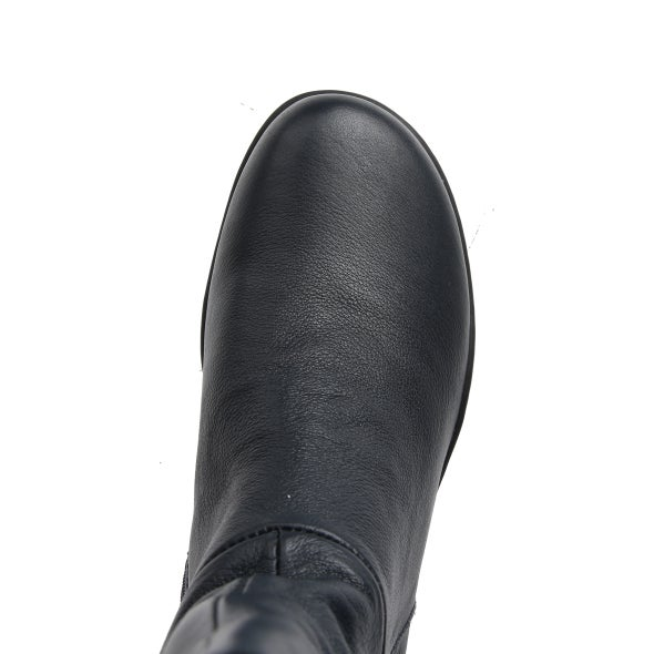 Top Image for Manie Leather Mid-Calf Boot