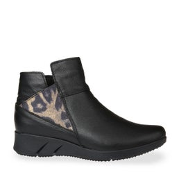 Marke Leather Ankle Boot