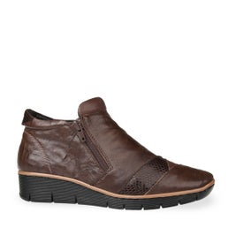 Master Leather Ankle Boot