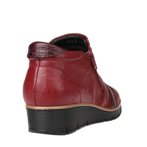 Back Image for Master Leather Ankle Boot