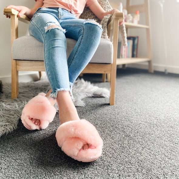 Angle Image for Mayberry Slipper
