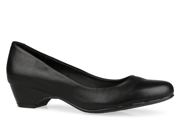 Hero Image for Melbourne Leather Heel
