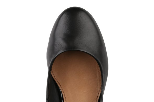 Top Image for Melbourne Leather Heel