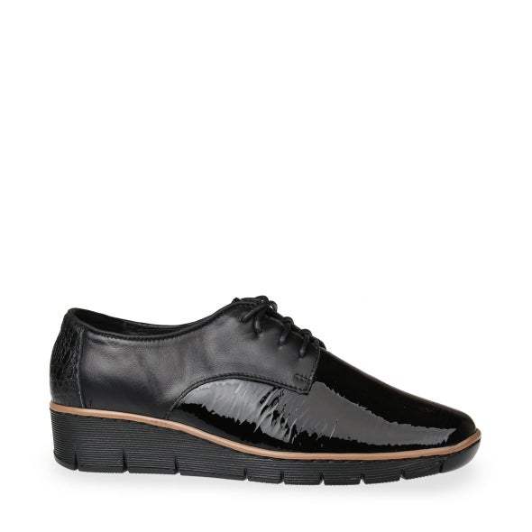 Hero Image for Melvin Patent Leather Lace up Shoe