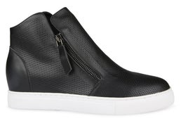 Mia Leather High-top Sneaker