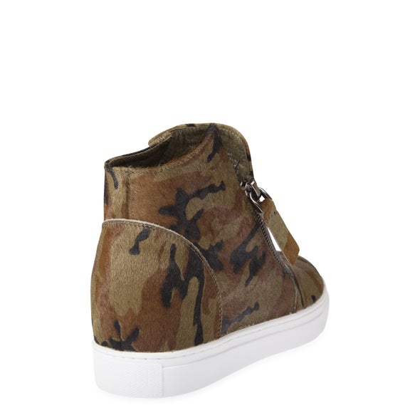 Back Image for Mia Leather High-Top Sneaker