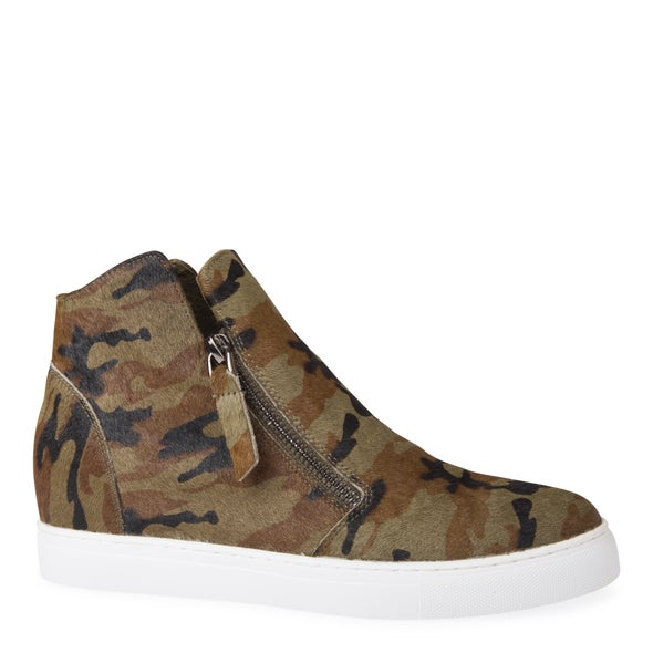 Hero Image for Mia Leather High-Top Sneaker