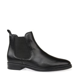 Mia Pull On Leather Boot