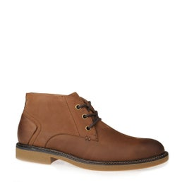 Michigan Leather Boot