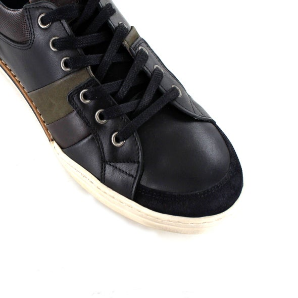 Top Image for Miller Leather Lace-up Casual Shoe