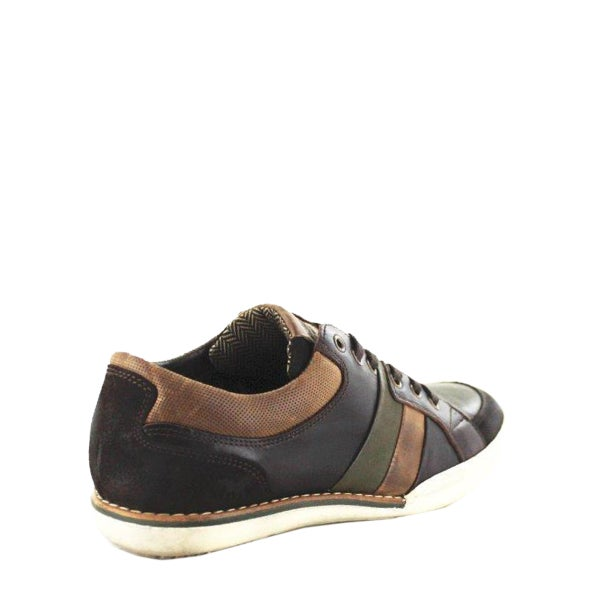 Back Image for Miller Leather Lace-up Casual Shoe