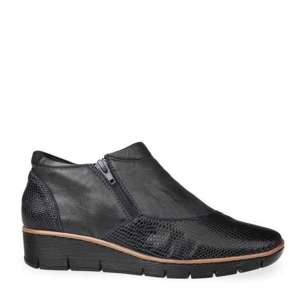 Hero Image for Mindy Leather Ankle Boot
