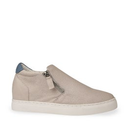 Mini Leather Low Top Sneaker