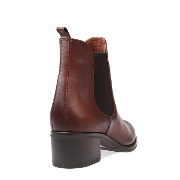 Back Image for Molly pull on Leather Boot