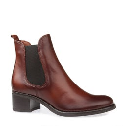 Molly Pull On Leather Boot